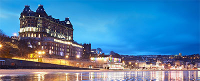 Grand Hotel, Supported Holiday in Scarborough