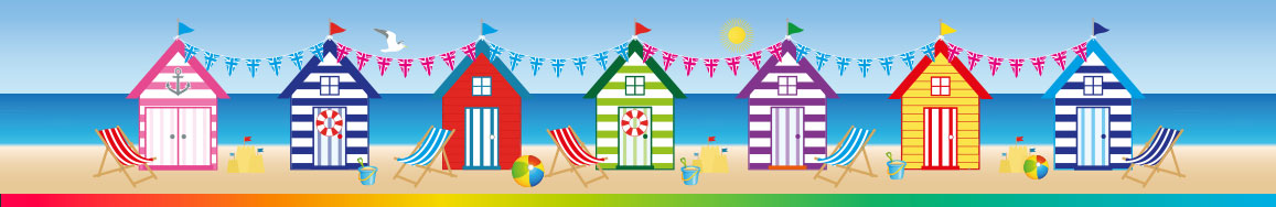 Supported Holidays by Morley Care Services, Beach Huts
