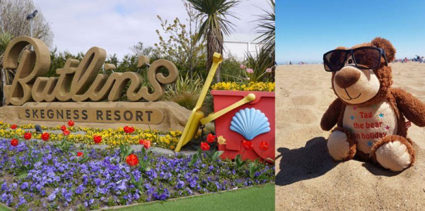 Hello Sunshine! Skegness 2018, Supported Holidays at Butlins