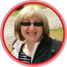 Supported Holidays, Holidaymaker Gillian