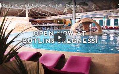 Have you ever been to Splash Waterworld at Butlins, Skegness