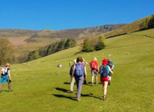 Walking in Peak District with Supported Holidays