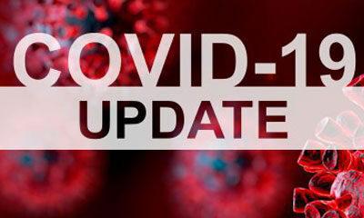 Coronavirus COVID-19 Update – September 2020